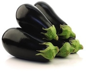 Black Beauty Eggplant heirloom seeds