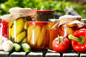 Safe Canning of vegetables