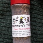 Mommoms proper pickling spice blend