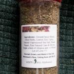 Magical sweet savory rub spice and herb blend
