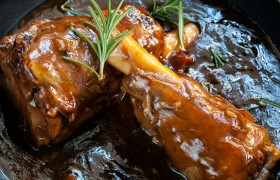 Cuban lamb shanks recipe ala Mommom